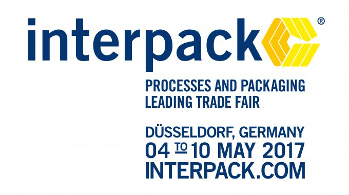 Interpack 2017 | 04-10 May | Düsseldorf, Germany